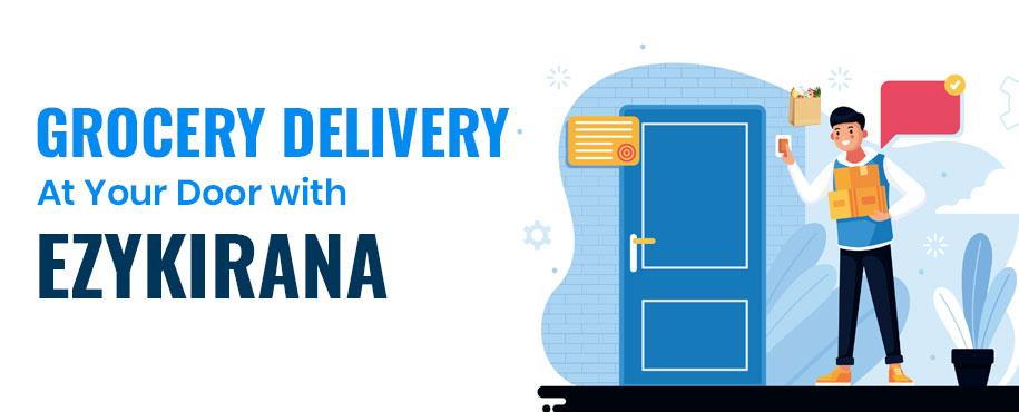 Delivery at Doorstep