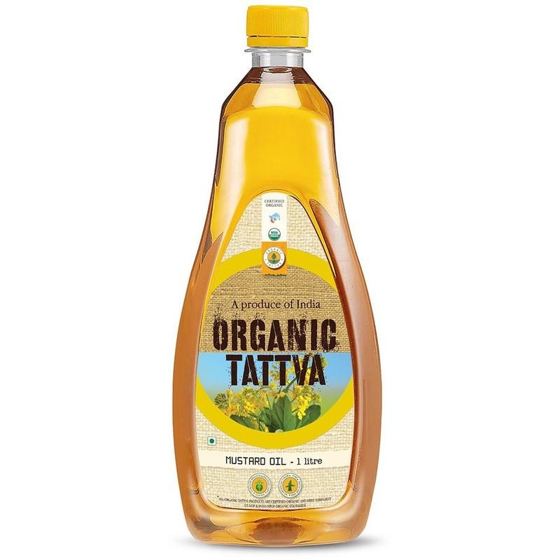 Organic Tattva Mustard Oil