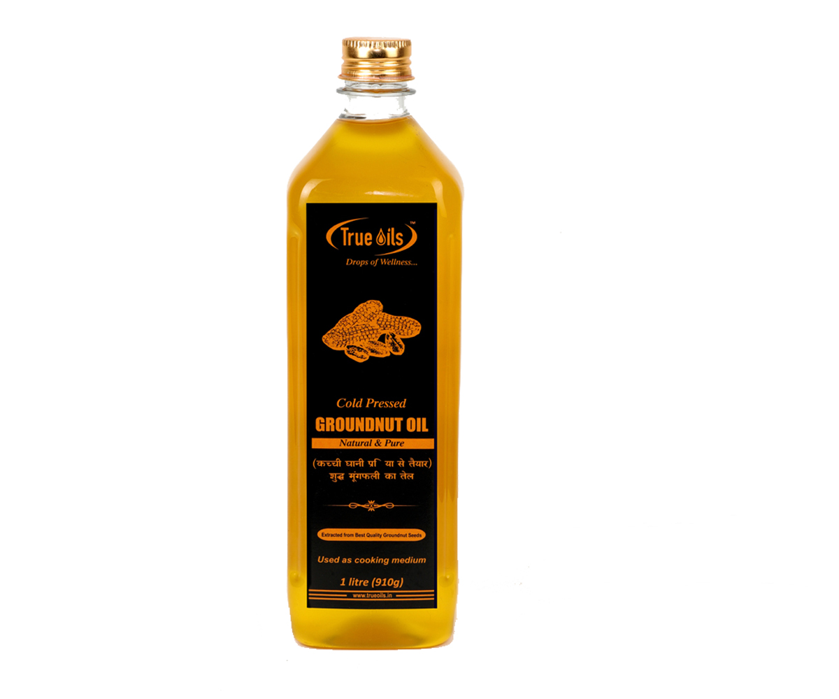 Ground Nut Oil (Cold Pressed) Premium