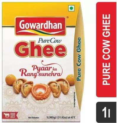 Gowardhan Pure Cow Ghee