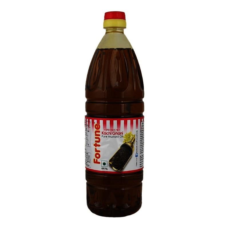 Fortune Mustard Oil Bottle