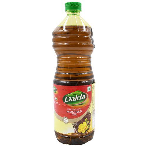 Mustard Oil - Kachi Ghani/saro Da Tel
