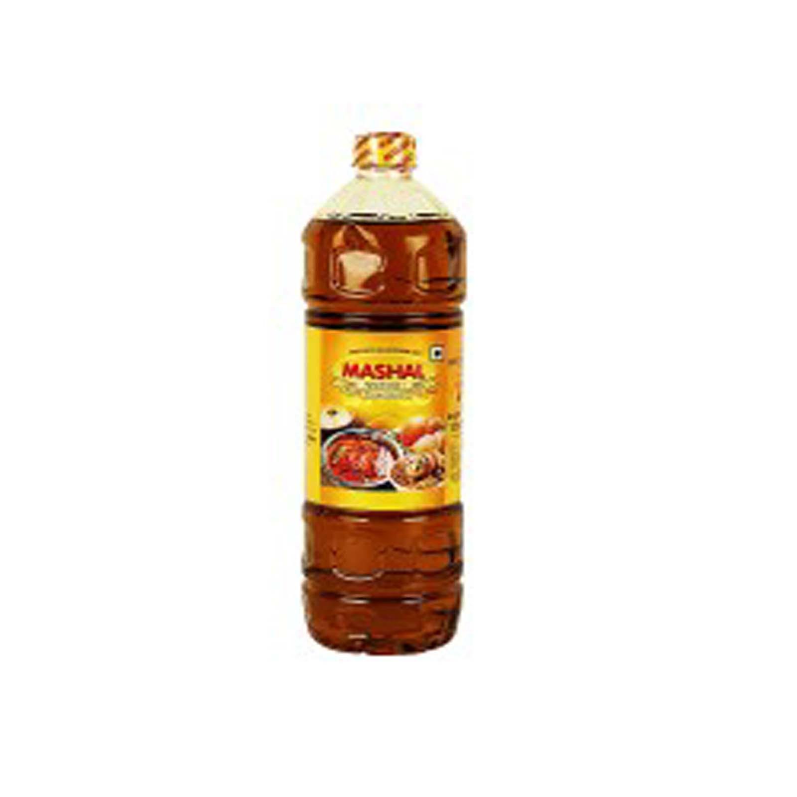 Mashal Kachi Ghani Mustard Oil