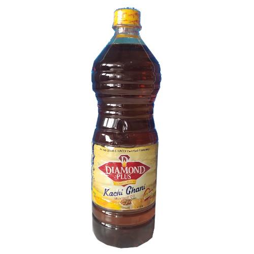 Diamond Kachi Ghani Mustard Oil