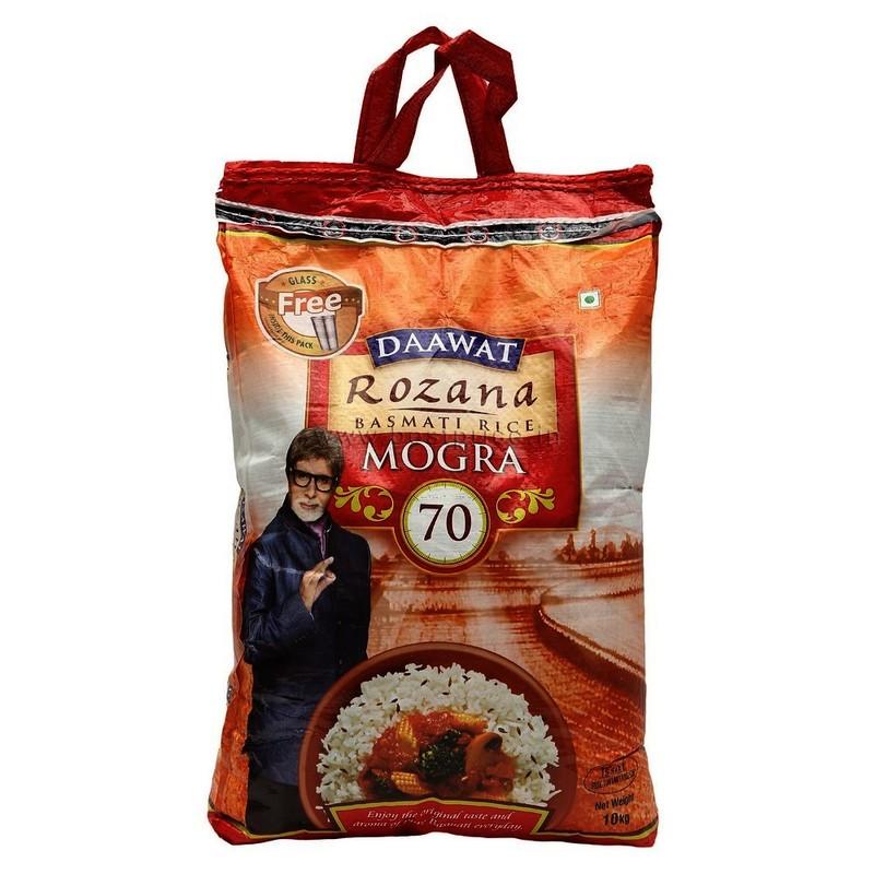 Daawat Rozana Mogra Broken Basmati Rice