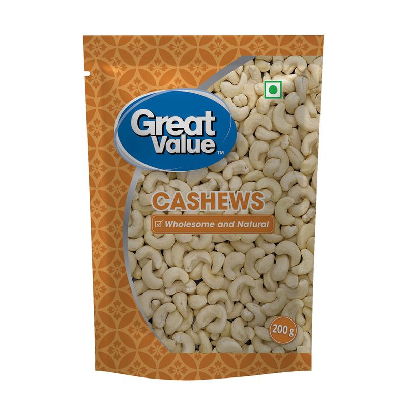Great Value Cashews W320