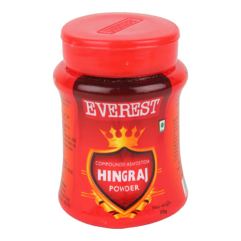 Everest Hing Black