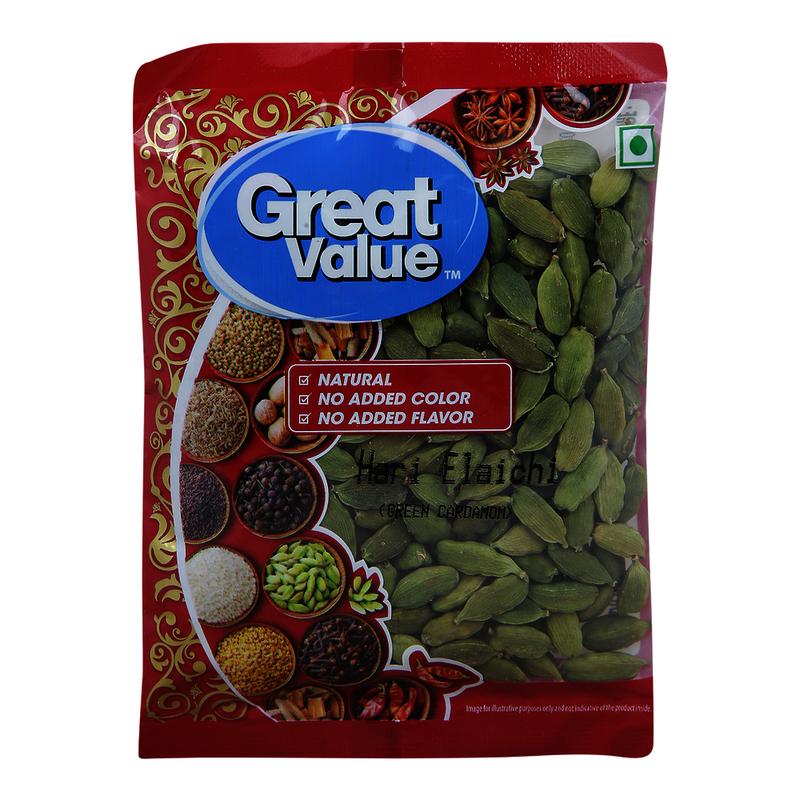 Great Value Green Elaichi