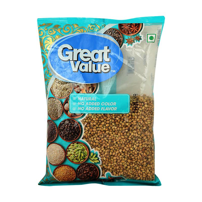 Great Value Coriander / Dhaniya Whole