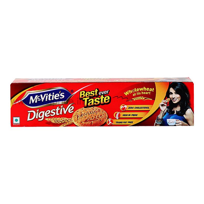 Mc Vitie'S Digestive Biscuits 250 G