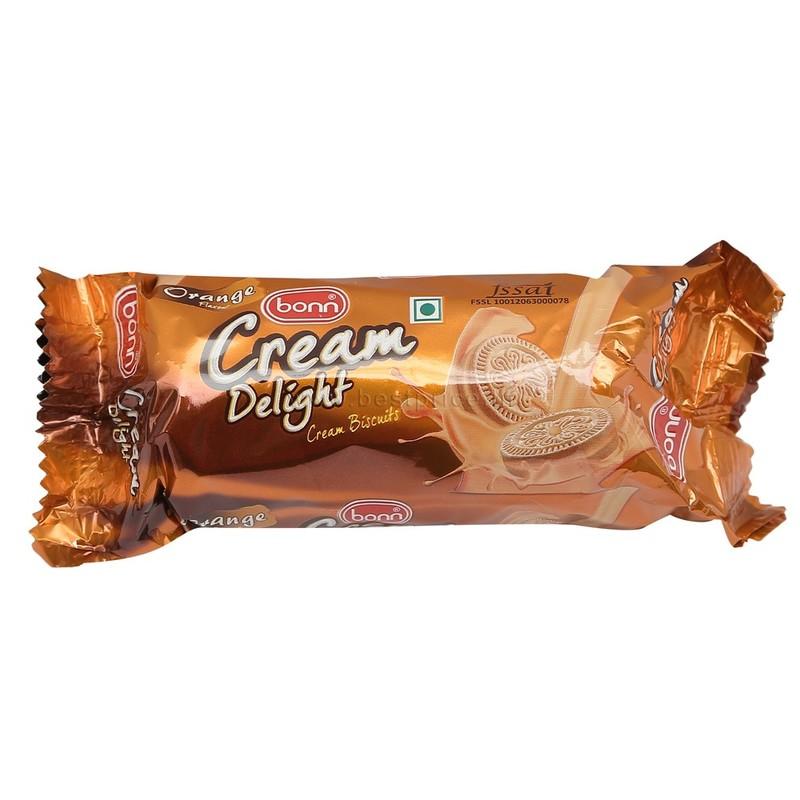 Bonn Creams Orange Biscuits