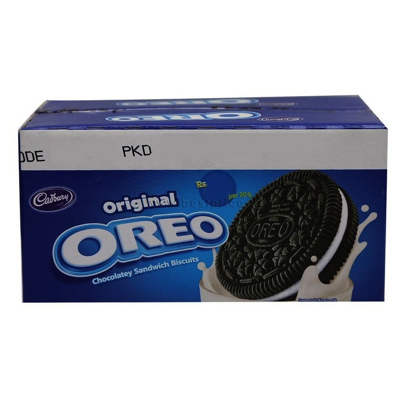 Cadbury Oreo Vanilla Biscuits
