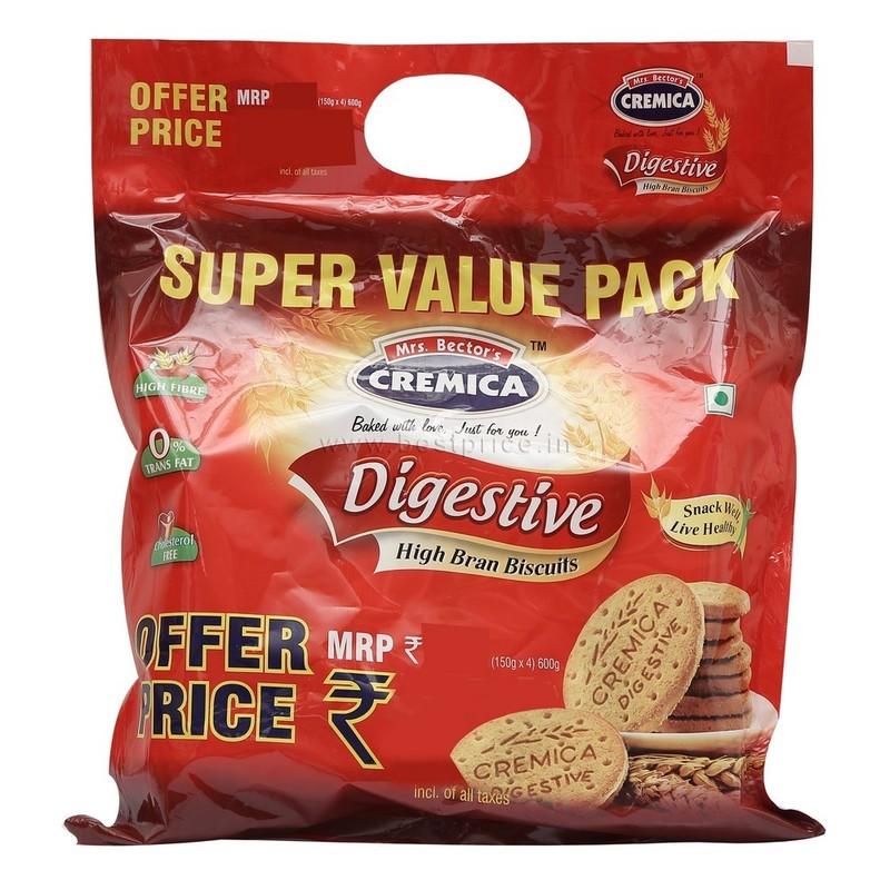 Cremica Health & Marie Digestive Biscuit