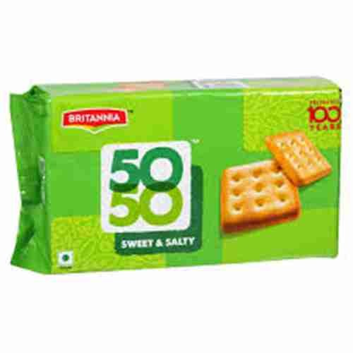 50-50 Sweet & Salty  Biscuits
