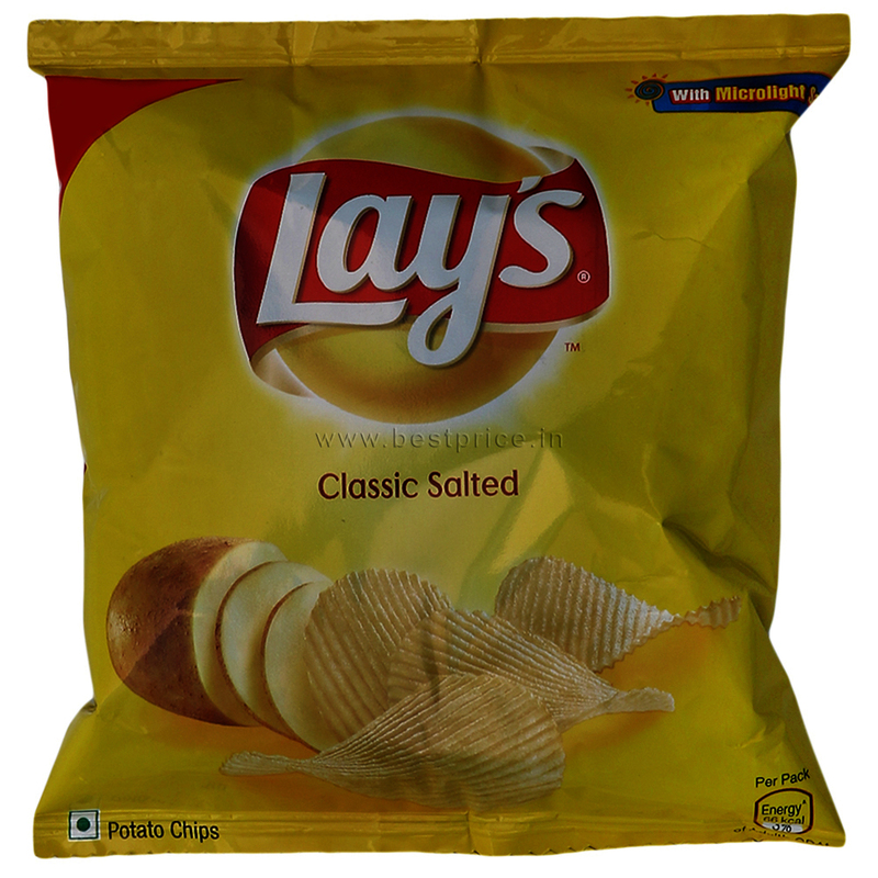 Lays Classic Salted Chips