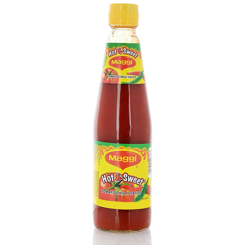 Maggi Hot & Sweet Tomato Ketchup / Sauce