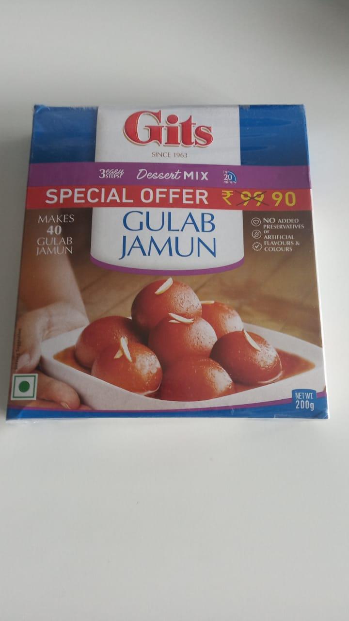 Gits Dessert Mix Gulab Jamun