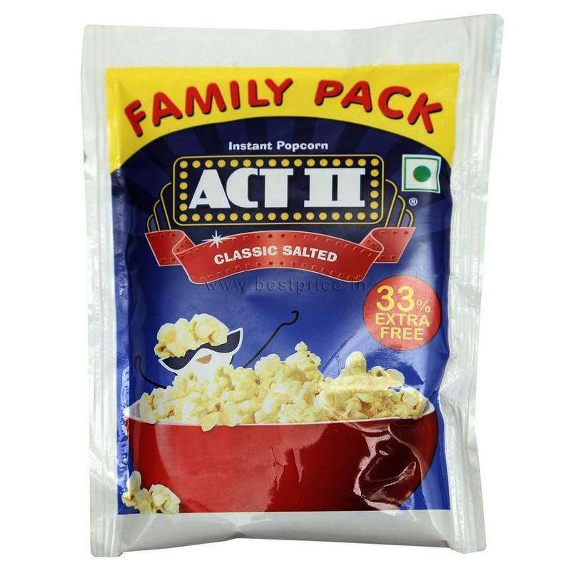 Act Ii Classic Salt Family Pack
