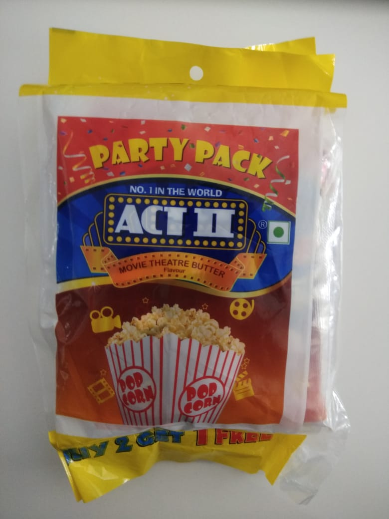 Act Ii Party Pack