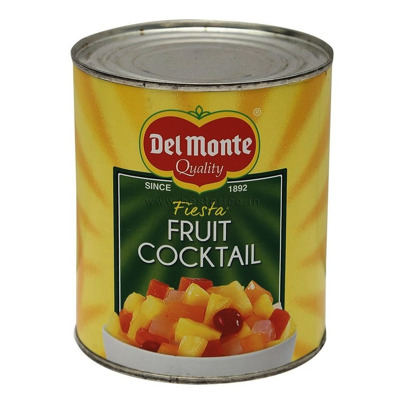 Del Monte Fruit Cocktail Can