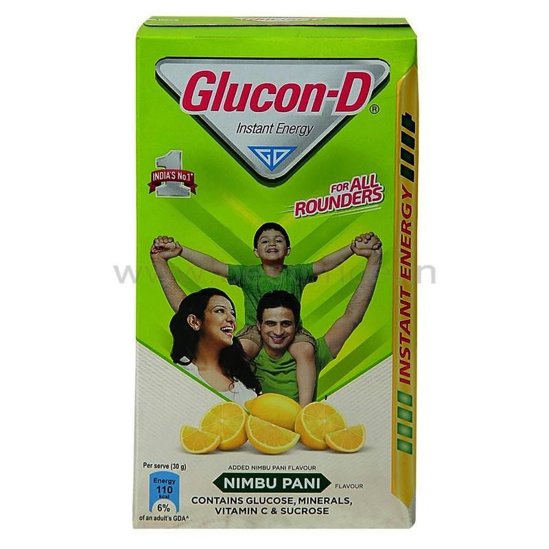 Glucon-D Nimbu Paani Refill