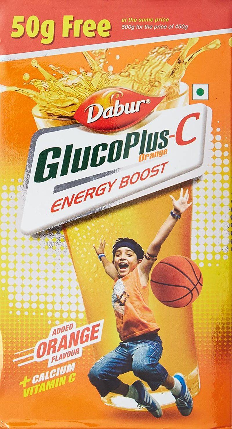 Dabur Gluco Plus C Orange