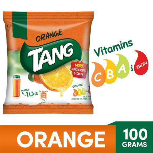 Instant Drink Mix - Orange