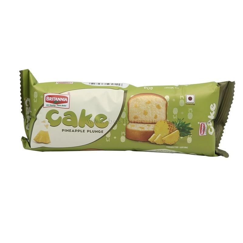 Britannia Pineapple Cake