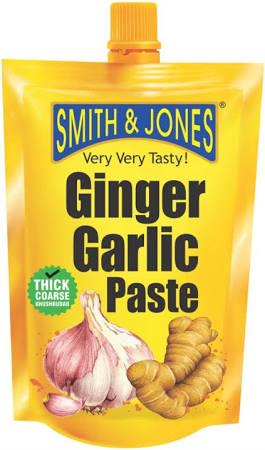 Ginger & Garlic Past
