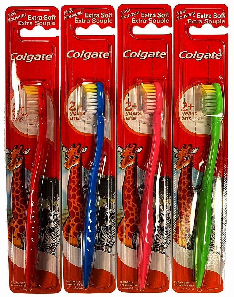 Colgate Gentle Soft 2+ Years Kids Toothbrush