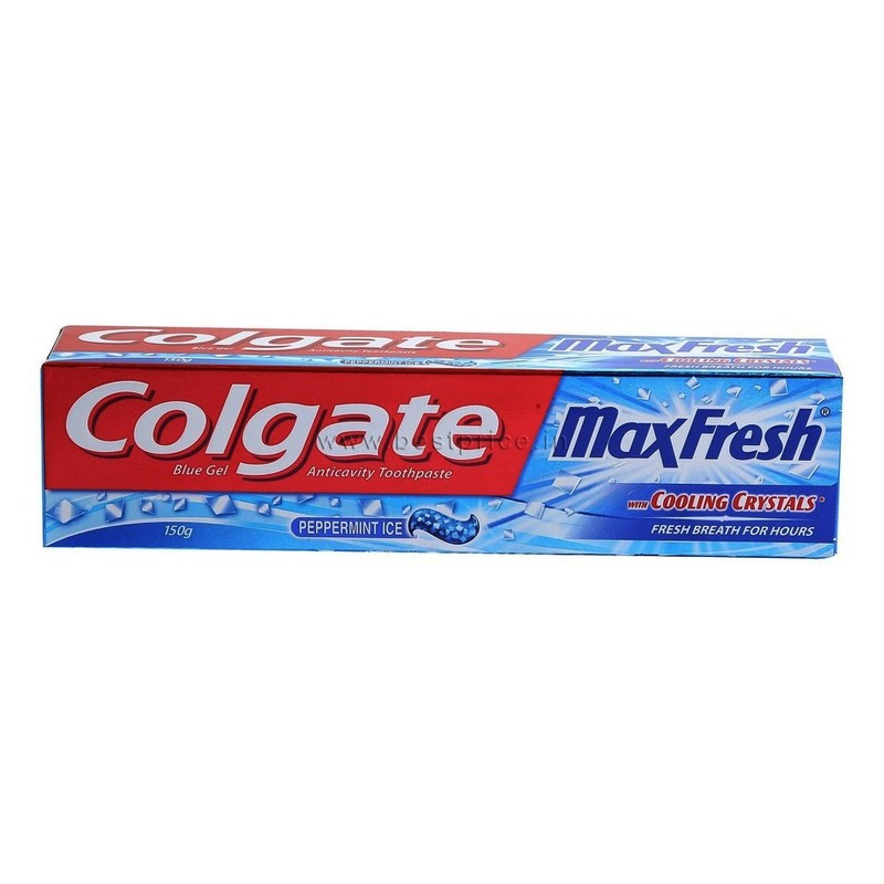 Colgate Max Fresh Blue Toothpaste