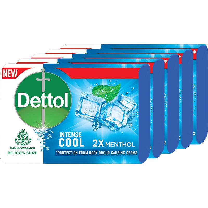 Dettol Cool Soap (4 + 1)