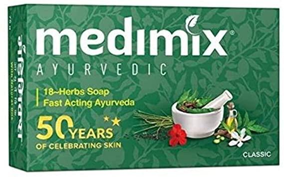 Medimix Ayurvedic Soap Pack