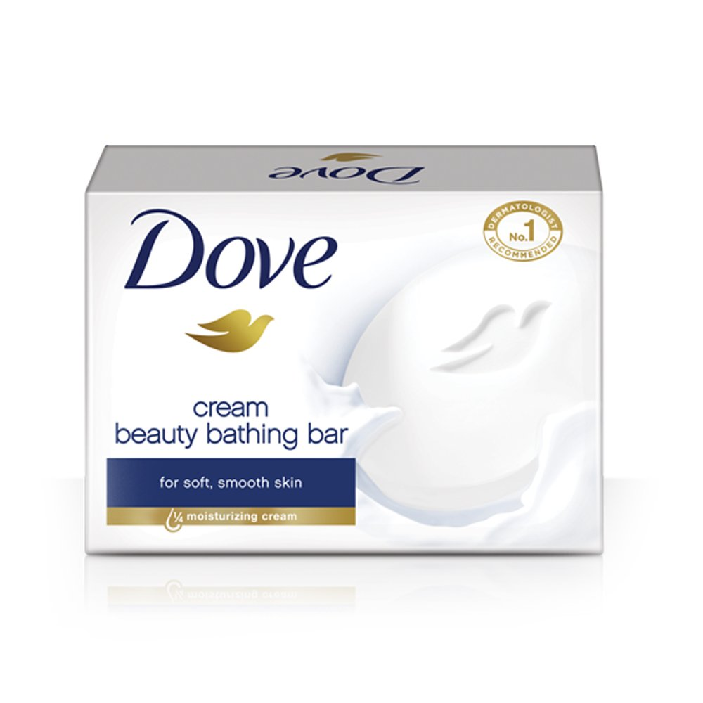 Dove Cream Beauty Bathing Bar Pack