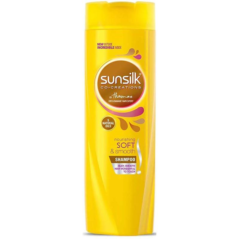 Sunsilk Soft & Smooth Hair Shampoo