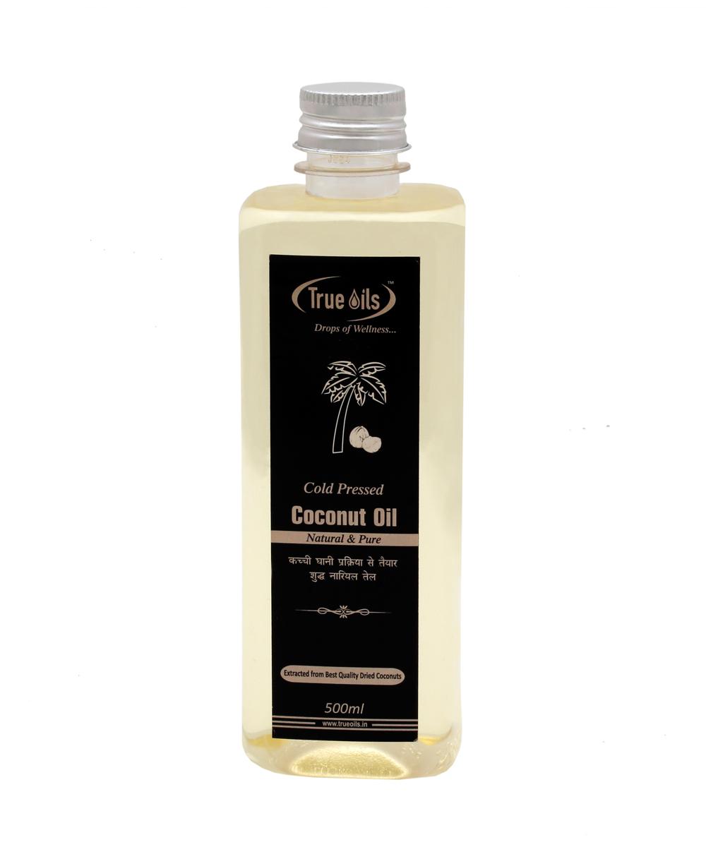 Coconut Oil (Cold Pressed) Premium