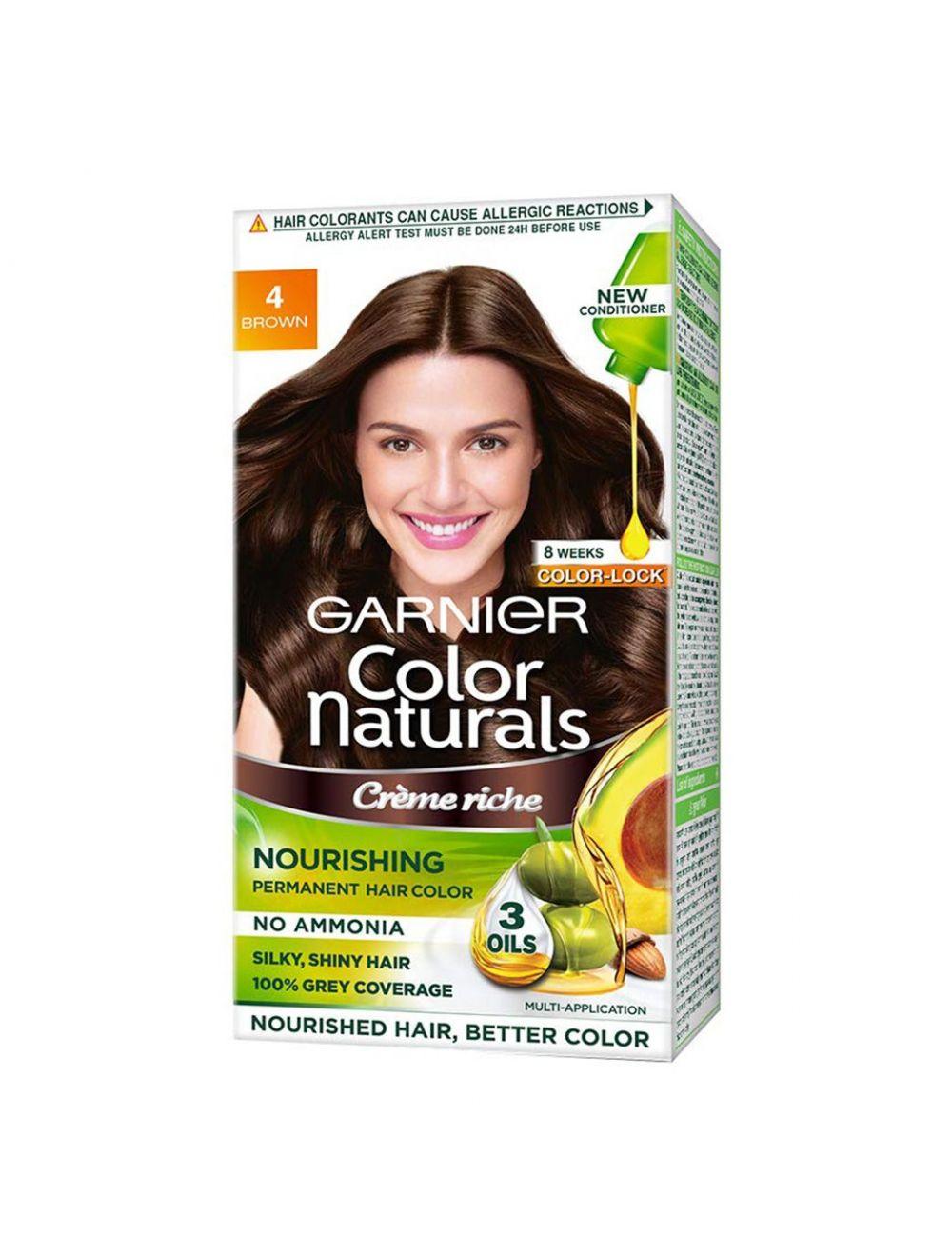 Garnier Color Naturals 4 Brown