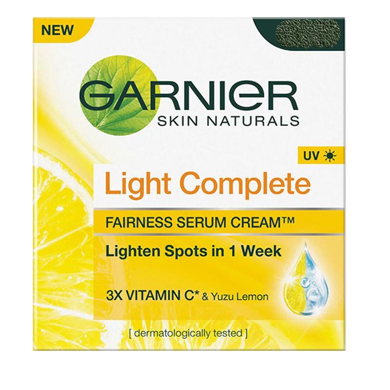 Garnier Skin Naturals Light Complete Fairness Crea