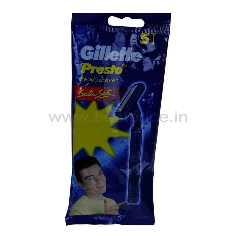 Gillette Presto Razor