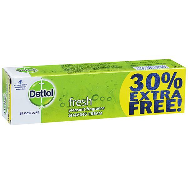 Dettol Fresh Pleasant Fragrance Saving Cream