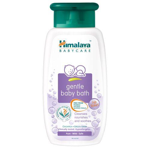 Gentle Baby Bath