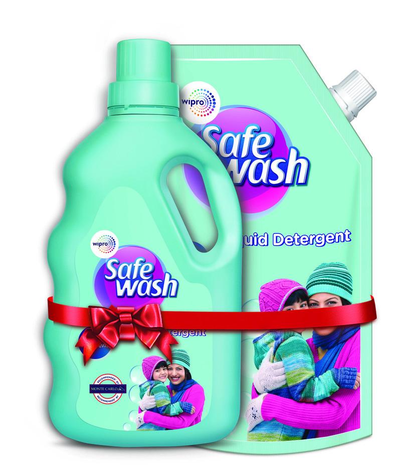 Wipro Safe Wash Liquid Detergent