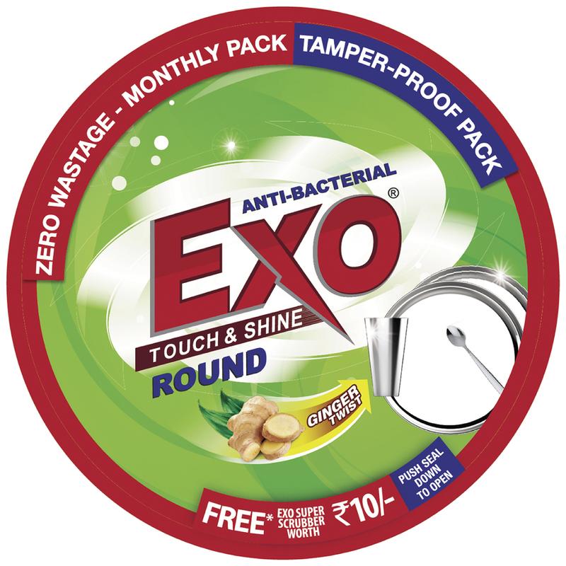 Exo Dish Shine Tub