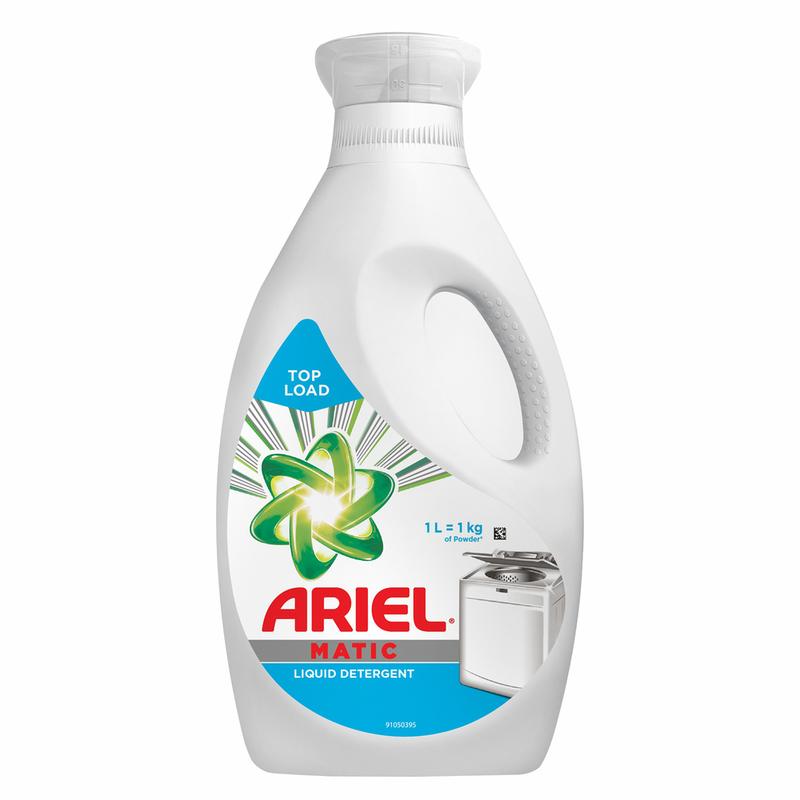 Ariel Top Load Matic Liquid Detergent