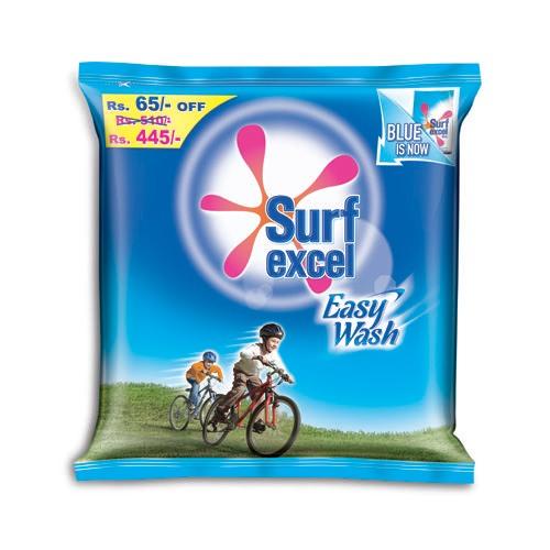 Easy Wash Detergent Powder