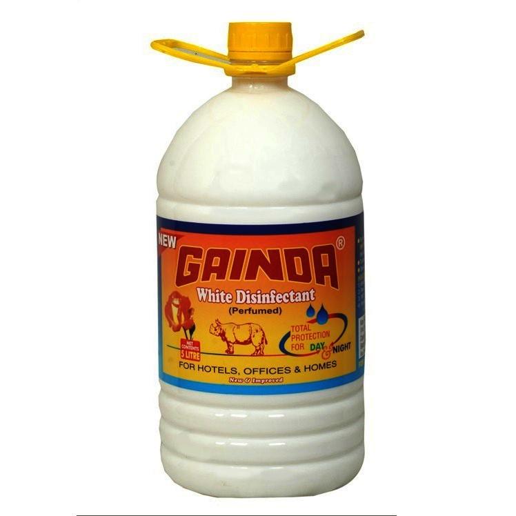 Gainda Floor Cleaner White Phenyl