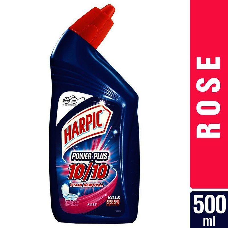 Harpic Toilet Cleaner Rose