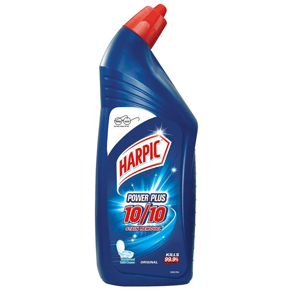 Harpic Power Plus Stain Removal Toilet Cleaner