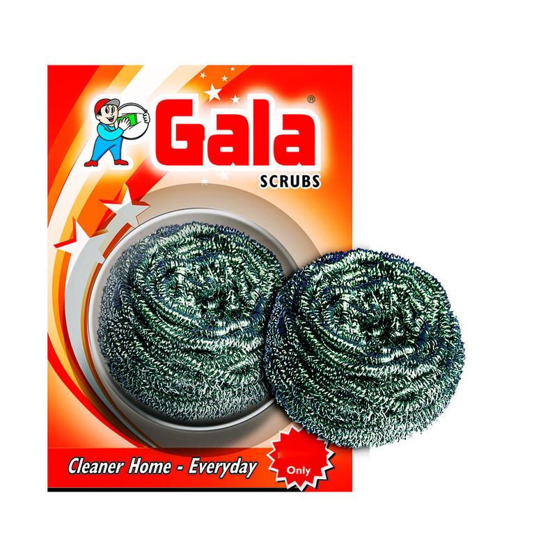 Gala Steel Scrub