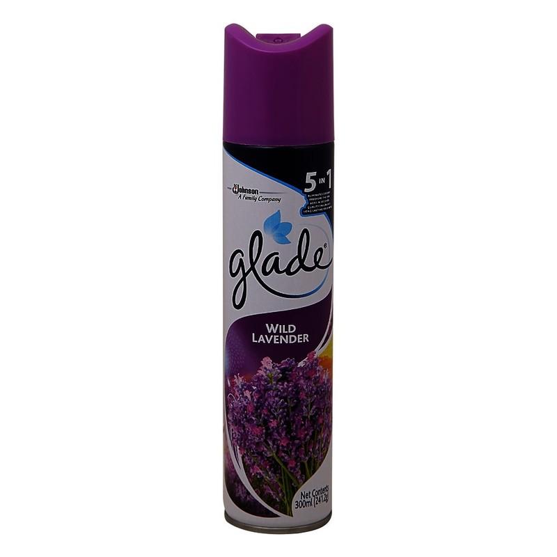 Glade Air Spray Lavender